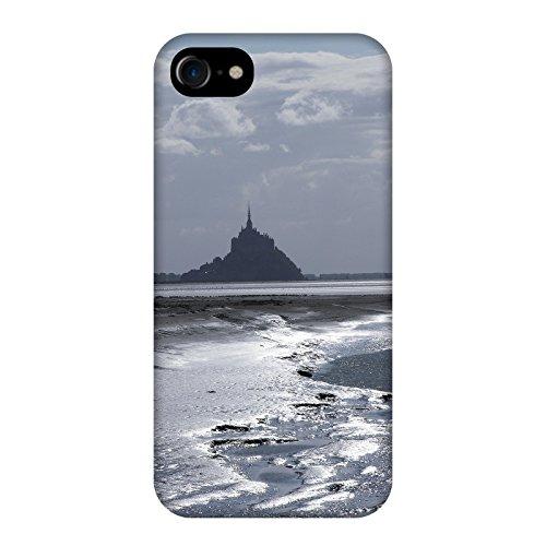 Coque Apple Iphone 7 - Mont Saint Michel