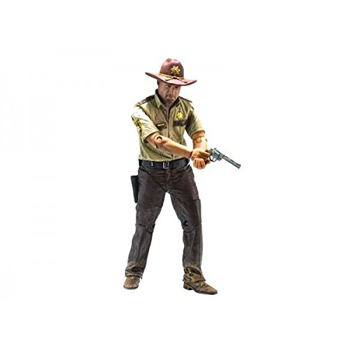 The Walking Dead TV Series 7 Exclusive  Rick Grimes Action Figure