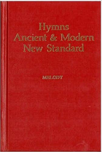Hymns Ancient & Modern, New Standard Edition: Melody and Words E Hardcover – 1 Nov 1983