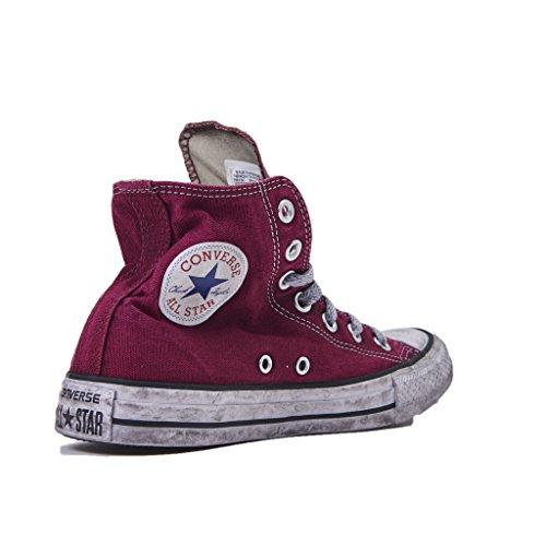 160152c Hi Sneakers Vintage Canvas Bordeaux Ltd Ctas Converse f7qzg0w