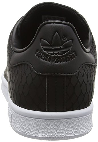 Top Smith adidas W Stan Donna Nero Scarpe Low BTzOqwzn8H