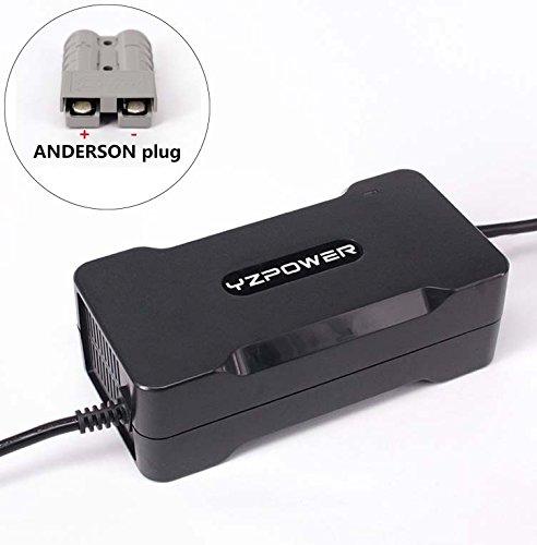 YZPOWER 54.6V 4A Lithium Li-ION Li-Poly Chargeur de Batterie pour 13 Sé rie 48 V É lectrique Vé lo Anderson Plug