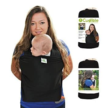 Amazon Com High Quality Baby Wrap By Cudlble Soft Breathable