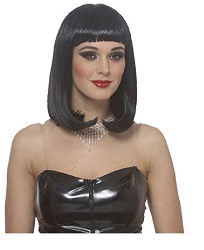 Peggy (Black Wigs Halloween)