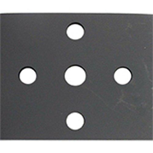 Adaptable Hoja para cortacésped compatible con abonadora COUNTAX ...