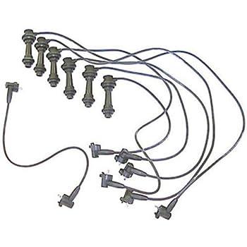 Amazon Com Denso 671 6174 Spark Plug Wire Set Automotive