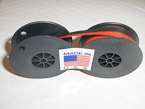 Royal Portable Manual Typewriter Ribbon - New Red and Black Ribbon