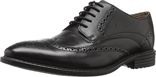 Bostonian Men's Garvan Edge Black Leather Oxford 10 M (D)