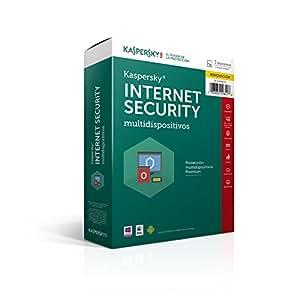 Kaspersky - Internet Security Multidispositivos 2016, 1 Dispositivo