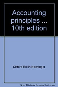 Hardcover Accounting Principles Book