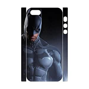 3D Batman iPhone 5,5S Cases, Girl Protective Case For Iphone 5s Cheap Yearinspace {White}