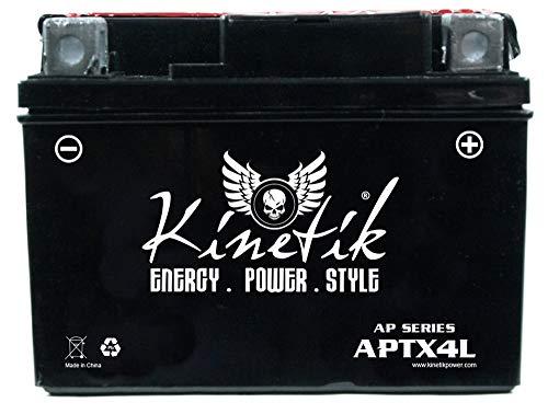 Price comparison product image Kinetik 12V 3AH Battery for Honda Scooters SA50 Elite 50 LX