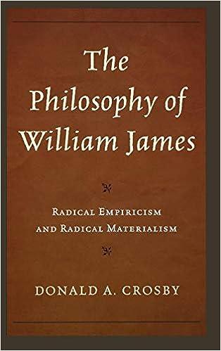 william james pure experience