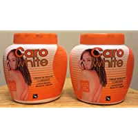 Caro White Lightening Beauty Cream 500 ml (2 Large Jars)