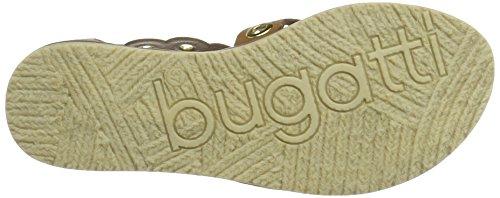 Bugatti V65826n, Protectores de Dedos para Mujer Marrón (Cognac 644)