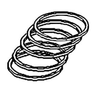 John Deere anillos Pistón parte no: a-ar87753