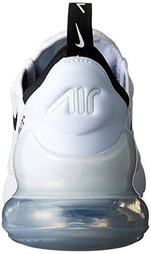 Max White Gymnastique 100 Black Homme de Chaussures Air Blanc 270 white Nike aw8Aq5x17