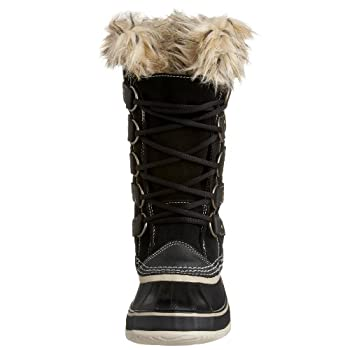 Sorel Women's Joan Of Arctic Nl1540 Boot,black,5 M 3