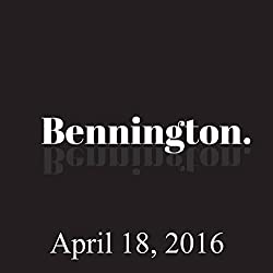 Bennington, Tony Hale, Danny DeVito, April 18, 2016
