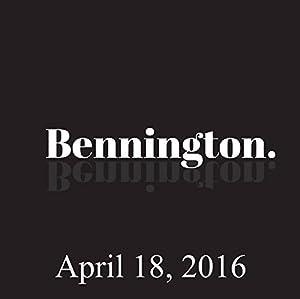 Bennington, Tony Hale, Danny DeVito, April 18, 2016 Radio/TV Program