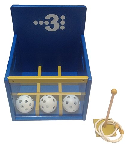 3-In-A-Row and Ring Toss