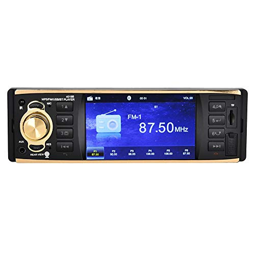 Car Stereo, 4.1In 1DIN Bluetooth Car Stereo Audio: Amazon.co.uk: Electronics