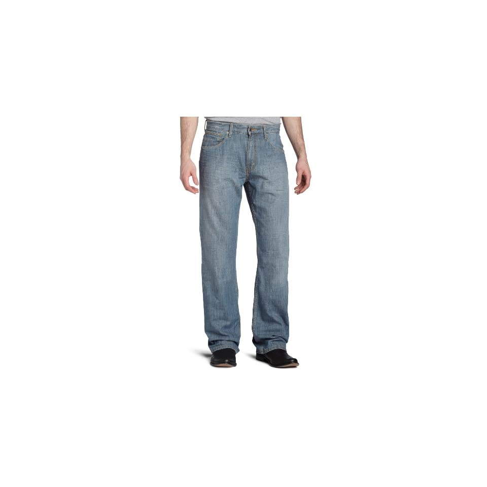 Levis Mens 557 Relaxed Boot Cut Jean,Overcast,32x30