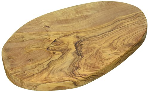 Olive Wood Cheese Board - 9