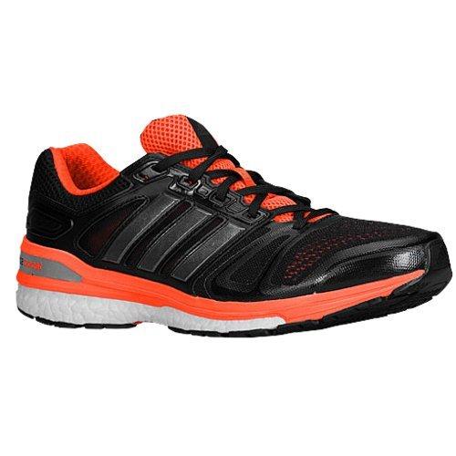 c0e178fe16afc Galleon - Adidas Supernova Sequence Boost 7 Running Sneaker Shoe - Core  Black Carmet Solar Red - Mens - 8