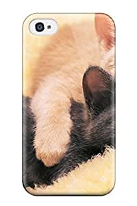 High-quality Durability Case For Iphone 6 plus 5.5(sleeping Cat)