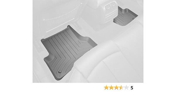 Black Nylon Carpet Coverking Custom Fit Front Floor Mats for Select Chevrolet Trailblazer EXT Models