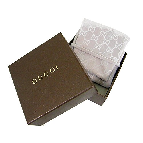 Gucci Silver Ring Ghost 6(USA) N(UK) YBC457229001013 by Gucci (Image #1)