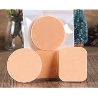 syalex (TM) 4pcs/lot cara facial suave esponja