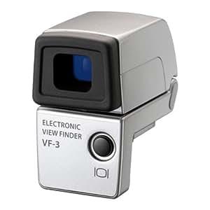 Olympus VF-3 - Visor para cámara modelos PEN, plateado