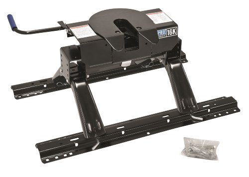 Pro Series 5th Wheel (Pro Series 31859 Pro Series 16K Fifth Wheel Hitch)