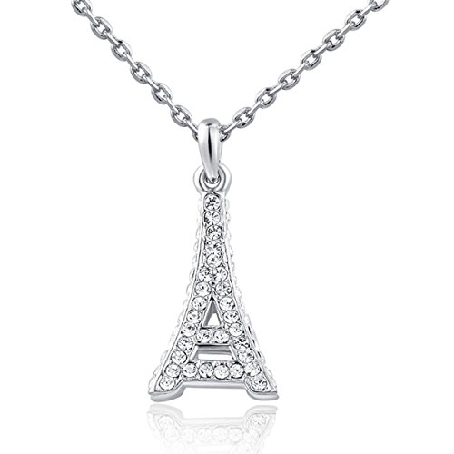 AROUND 101 Swarovski Elements AAA Zircon Eiffel Tower - How To Make Indian Jewelry