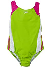 Little Girls' Infinity Splice One Piece Swimsuit