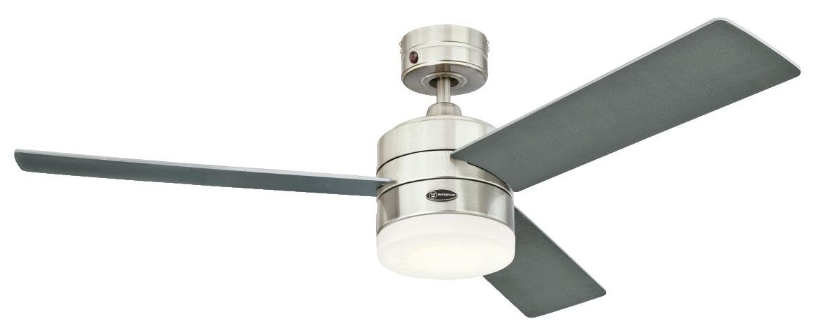 Westinghouse Alta Vista Ceiling Fan - Stainless Steel [Energy Class A+] Westinghouse Lighting 7205440