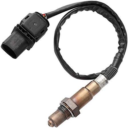 EBTOOLS 酸素センサー04E906262T車のO2センサーの交換0258017424 0258017425 ABSプラスチック自動車センサーアクセサリー