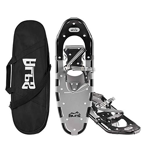 ALPS Xtreme Light Weight Adult Snowshoes and Carrying Tote