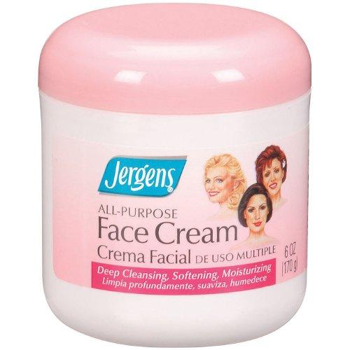 Jergens Purpose Face Cream Ounce
