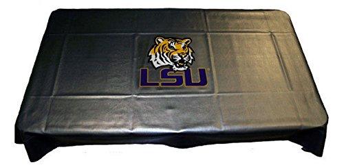 LSU LOUISIANA STATE TIGERS Billiards Pool Table Cover 7' 8' 9' 7ft 8ft 9foot - State Tigers Lsu Pool Table