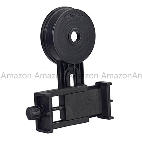 Generic Cellphone Mobile Phone Support Holder Adapter For Telescope Spotting Scope Microscope