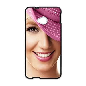 Britney Spears HTC One M7 Cell Phone Case Black gdq odvx
