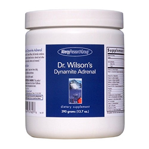 Allergy Research Group Dr. Wilson's Dynamite Adrenal 390 gms