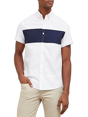 kenneth-cole-reaction-mens-short-sleeve-color-block-white-combo-x-large