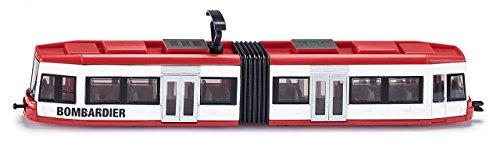 Siku 1895 - Straßenbahn (farblich sortiert)