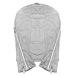 SimpleTot Baby Nest Sleep Pod Replacement Extra Cover (Fits Dockatot Grand) (Grey)
