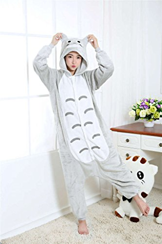 Cute Totoro Costumes (Mangogo Cute Children Soft Cartoon Totoro Costumes L)