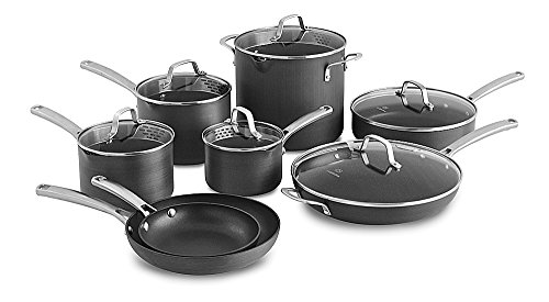 14 piece essential cookware set - 1